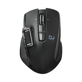 エレコム ELECOM マウス ブラック M-DWS01DBBK [BlueLED /無線(ワイヤレス) /6ボタン /USB]【rb_mouse_cpn】