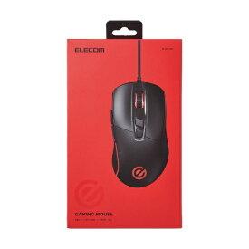 エレコム ELECOM M-G01URBK マウス ブラック [光学式 /5ボタン /USB /有線][MG01URBK]