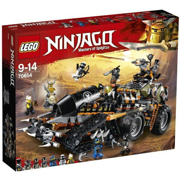 【送料無料】 レゴジャパン LEGO(レゴ) 70654 ハンティング・デスストライカー