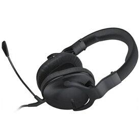 ROCCAT ロキャット ROC-14-510-AS ゲーミングヘッドセット CROSS ブラック [φ3.5mmミニプラグ /両耳 /ヘッドバンドタイプ][ROC14510AS]