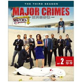 ワーナー ブラザース MAJOR CRIMES 〜重大犯罪課 <サード> 後半セット【DVD】