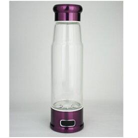 WINN ウィン 充電式携帯水素水生成器 H2plus(エイチツープラス) パープル B1501-03[B1501PP]【ribi_rb】