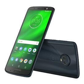 モトローラ Motorola Moto G6 PLUS ディープインディゴ 「PAAT0026JP」Snapdragon630 5.93型・メモリ/ストレージ:4GB/64GB  nanoSIMx2 DSDS対応 SIMフリースマートフォン[スマホ 本体 新品]