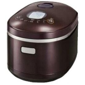 リンナイ Rinnai RR-055MST2-DB ガス炊飯器 直火匠(じかびのたくみ) ダークブラウン [5.5合 /プロパンガス][RR055MST2DB]