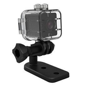 タイムリー TIMELY CHIBICAM-SQ12 アクションカメラ ブラック [フルハイビジョン対応 /防水][CHIBICAMSQ12]