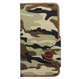 サンクレスト SUNCREST iPhone6 Plus カモフラカバー ベージュ