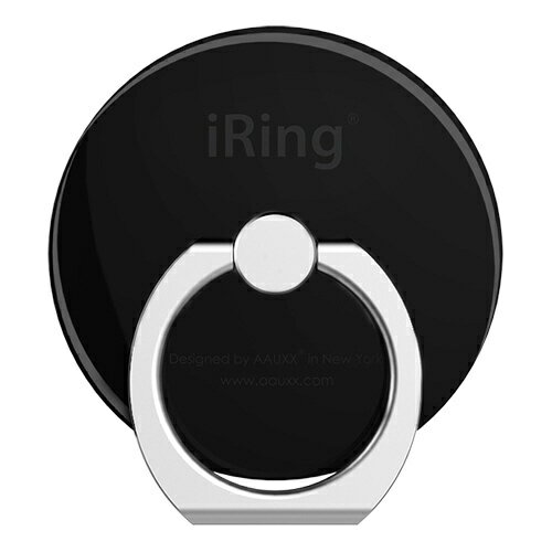 UNIQ UMS-IR07IMCBL iRing Circle ジェットブラック