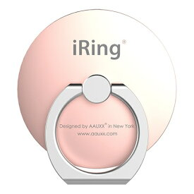UNIQ ユニーク UMS-IR07IMCRG iRing Circle ローズゴールド