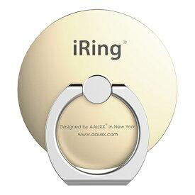 UNIQ ユニーク UMS-IR07IMCGO iRing Circle ゴールド