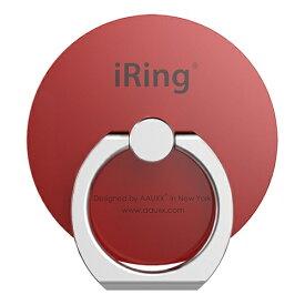 UNIQ ユニーク UMS-IR07IMCRD iRing Circle レッド