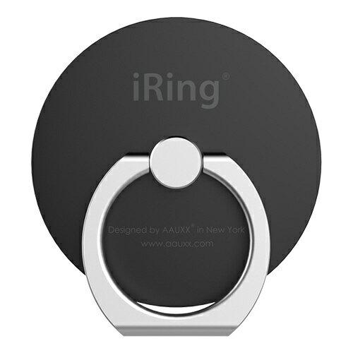 UNIQ UMS-IR07IMCMBL iRing Circle マットブラック