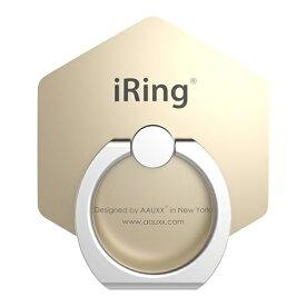 UNIQ ユニーク UMS-IR08IMHGO iRing Hex ゴールド