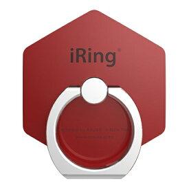 UNIQ ユニーク UMS-IR08IMHRD iRing Hex レッド
