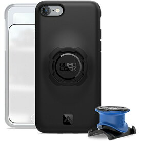 QUADLOCK 自転車用 スマートフォン マウントステー・ホルダー Quad Lock BIKE KIT iPhone 7/8 QLK-BKE-I7-2