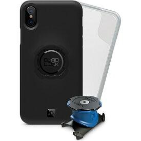 QUADLOCK 自転車用 スマートフォン マウントステー・ホルダー Quad Lock BIKE KIT iPhone X QLK-BKE-IPX
