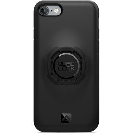 QUADLOCK スマートフォンケース CASE for iPhone7/8 QLC-IP7-B