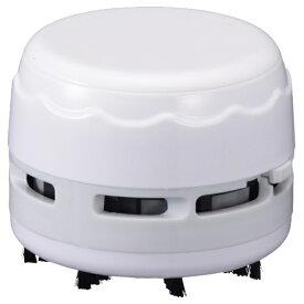 オーム電機 OHM ELECTRIC JIM-C02-W ハンディクリーナー ホワイト [紙パックレス式 /コードレス][JIMC02W 掃除機]