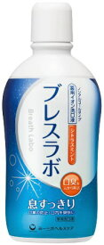 第一三共ヘルスケア DAIICHI SANKYO HEALTHCARE ブレスラボ 歯磨き粉 マウスウォッシュ シトラスミント 450ml【rb_pcp】
