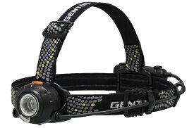ジェントス GENTOS HW-V333D ヘッドライト HEAD WARS(ヘッドウォーズ) [LED /単3乾電池×3]