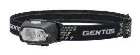 ジェントス GENTOS ヘッドライト AUVA VA-03R [LED /充電式 /防水]