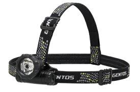 ジェントス GENTOS GTR-831D ヘッドライト [LED /単3乾電池×1]