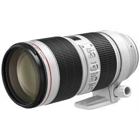 キヤノン CANON カメラレンズ EF70-200mm F2.8L IS III USM ホワイト [キヤノンEF /ズームレンズ][EF70200LIS3]
