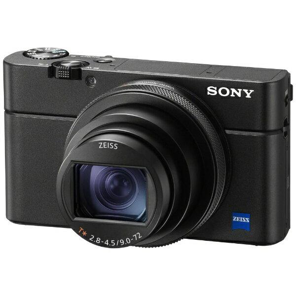 ソニー SONY 【2000円OFFクーポン配布中! 4/22 09:59まで】DSC-RX100M6 コンパクトデジタルカメラ Cyber-shot(サイバーショット)[DSCRX100M6]