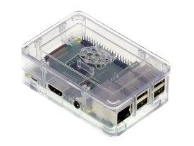 KSY ケイエスワイ Raspberry Pi 3 Model B ケースセット Type B RASST3BCASCLE2 Clear
