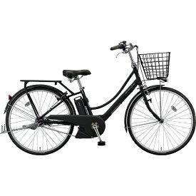ブリヂストン BRIDGESTONE 26型 電動アシスト自転車 アシスタプリマ(T.Xクロツヤケシ/内装3段変速)A6PC18【2019年モデル】【組立商品につき返品不可】 【代金引換配送不可】
