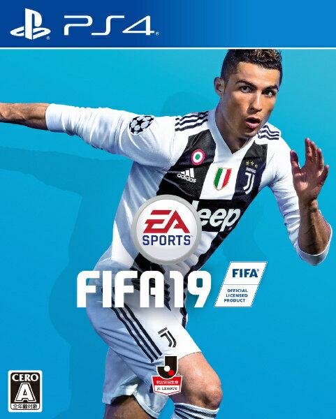 エレクトロニック・アーツ Electronic Arts FIFA 19【PS4】