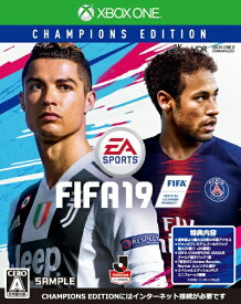 エレクトロニック・アーツ Electronic Arts FIFA 19 Champions Edition【Xbox One】