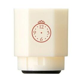シヤチハタ Shachihata ポンプラン 時計 PER-H-BR012[PERHBR012]