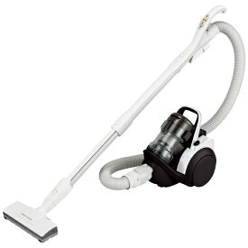 パナソニック Panasonic MC-SR26J サイクロン式掃除機 プチサイクロン ホワイト [サイクロン式][パワーブラシ 掃除機 クリーナー MCSR26JW]