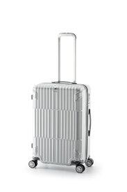 ディパーチャー departure スーツケース ハードキャリー 33L departure(ディパーチャー) シャイニングシルバー HD-502S-22 [TSAロック搭載]