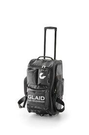 A.L.I アジア・ラゲージ 4WAY ボストンリュックキャリー 73L GLAID(グライド) ブラック GLBT-5000