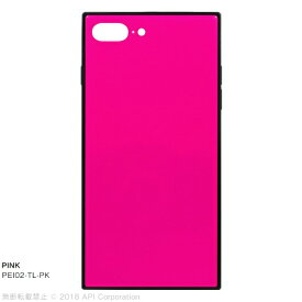 アピロス apeiros EYLE TILE PINK for iPhone 8 Plus/7 Plus PEI02-TL-PK PEI02-TL-PK