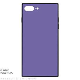 アピロス apeiros EYLE TILE PURPLE for iPhone 8 Plus/7 Plus PEI02-TL-PU PEI02-TL-PU