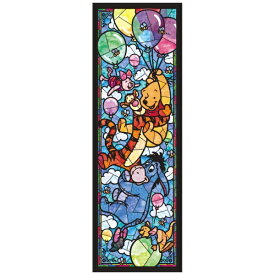 テンヨー ジグソーパズル DSG-456-722 くまのプーさん ステンドグラス