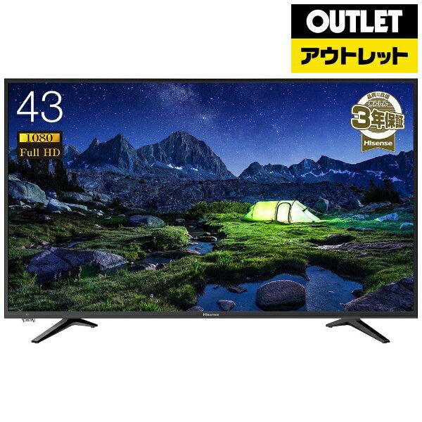 【送料無料】 ハイセンス Hisense 43A50 液晶テレビ [43V型 /フルハイビジョン]