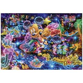 テンヨー ジグソーパズル DS-1000-771 星空に願いを… ステンドアート