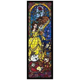 テンヨー ジグソーパズル DSG-456-732 美女と野獣 ステンドグラス