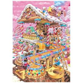 テンヨー ジグソーパズル DPG-266-574 ディズニー おかしなおかしの家