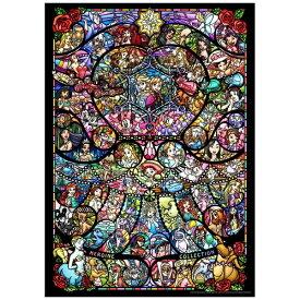 テンヨー ジグソーパズル D-2000-622 ディズニー&ディズニー ピクサー ヒロインコレクション ステンドグラス