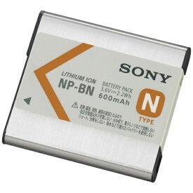 ソニー SONY リチャージャブルバッテリーパック NP-BN