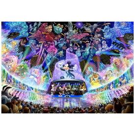 テンヨー ジグソーパズル D-1000-399 ディズニーウォータードリームコンサート