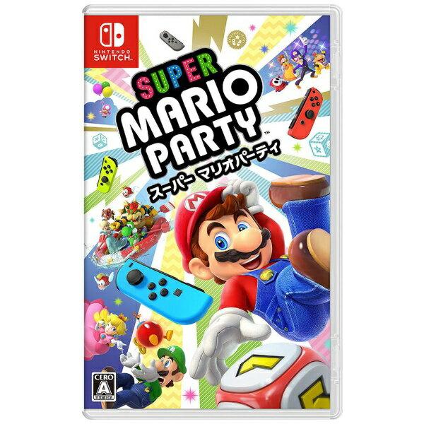 任天堂 スーパー マリオパーティ【Switch】