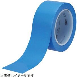 3Mジャパン スリーエムジャパン 高機能ラインテープ 471 青 50mmX32.9m 個装