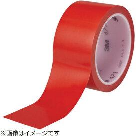 3Mジャパン スリーエムジャパン 高機能ラインテープ 471 赤 50mmX32.9m 個装