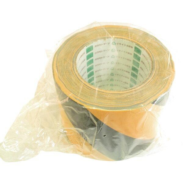 オカモト okamoto オカモト 布テープ(トラ)100ミリ×25m 111T100