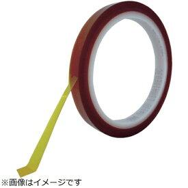 3Mジャパン スリーエムジャパン ポリイミド耐熱マスキングテープ 6mmX33m
